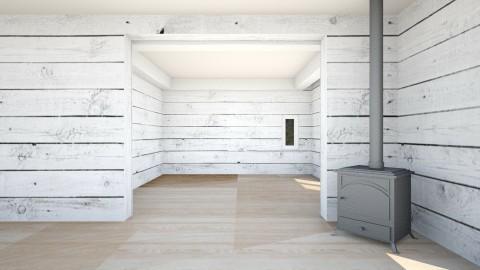 plan 2D 1 - Living room - by kurbatovak