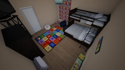 Kandis Kids Room - Kids room - by Teacher Tita