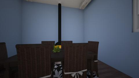 Practice  - Dining room - by 4948419338