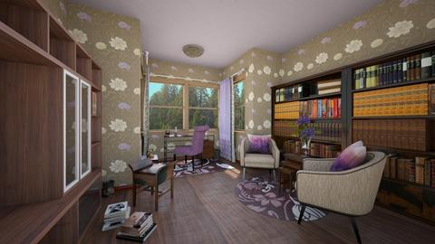 Living Space - Classic - Office - by Psweets
