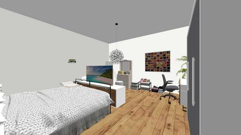 bedroom - Bedroom - by LienM