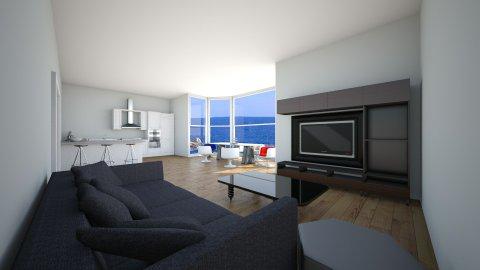 roomroom - Living room - by kanka1390