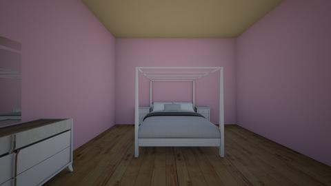 tyschytskjythjklf - Bedroom - by poppin pink