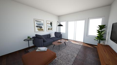 DWR Fargnoli - Living room - by mikaelawilkins