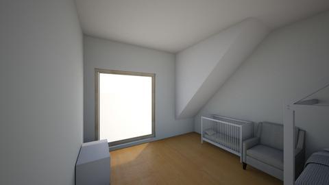 pokoj 2 - Kids room - by EwaM