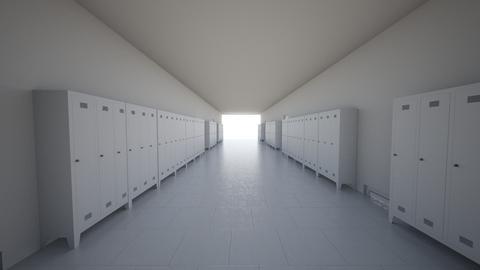 Senior Hallway - by madelinehulshof20