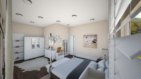 Classy - Bedroom - by honeylynAmbos