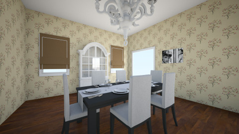 Dining room - Dining room - by Dustin1997