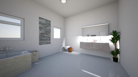 Master Bath - Bathroom - by kguse2004