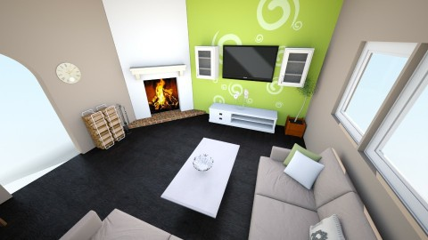 nghjg - Living room - by macka0020