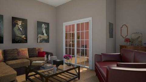 big living room - Living room - by amandakeegan