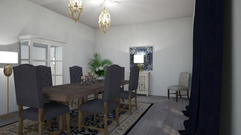 Trepezarija - Dining room - by Hilda Ni