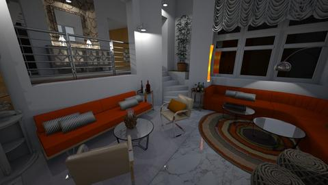 living cols - Living room - by Claudia Alvarez_150