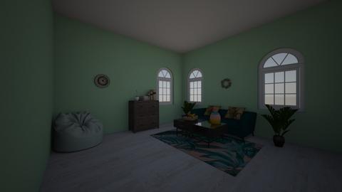 egzoticni dnevni boravak - Modern - Living room - by vitalencur
