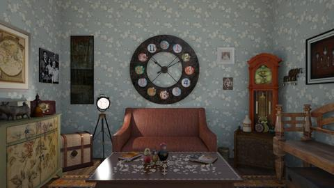 Granny - Living room - by stmaiorino