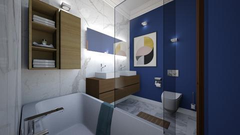 MIAMI BATHROOM - Modern - Bathroom - by Bianca Interior Design