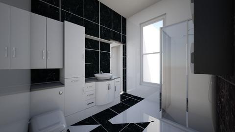 SJDNHE2 - Bathroom - by Stephanie Felix