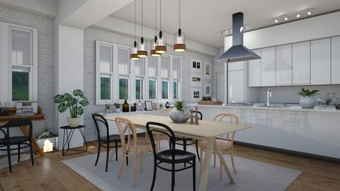 varosi konyha - by bsk Interiordesign