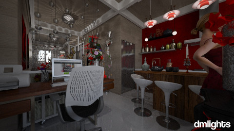 Flat - Kitchen - by DMLights-user-994540