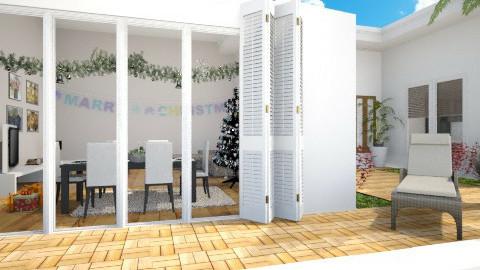 tropical christmas - Garden - by milicamima12345