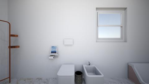 1 - Bathroom - by jerbisouha26