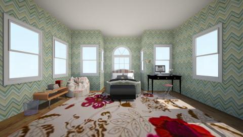 Lizels Room  - Modern - Bedroom - by Sabine Keppeler