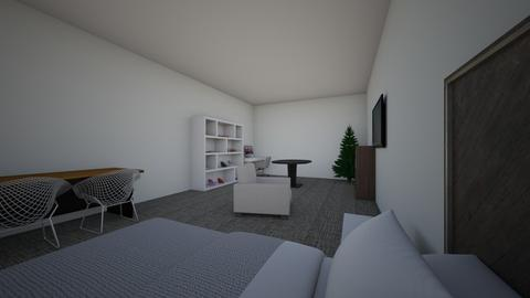 arnau gomez oliveira - Bedroom - by alumnes