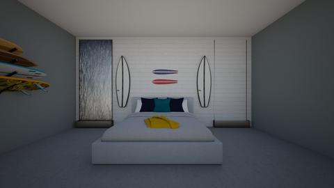 Surf Culture Room - Bedroom - by emmas004