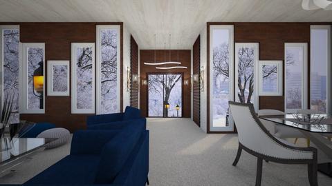 Freeze - Living room - by graziapiana123