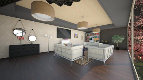 Ivana - Retro - Living room - by Ivana1307