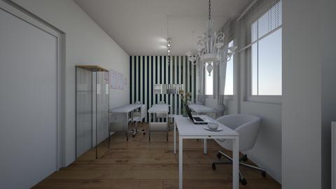 Ziv Meishar 41 - Office - by erlichroni
