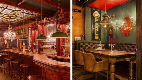 Engelse Pub Hans en Maja - by Lokke Interieurstyling