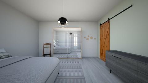 Men bedroom - Bedroom - by lalabelle