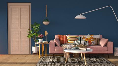 Back in Boho - Living room - by LucasMucus