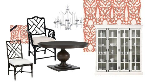 Arlington Dining Room - by littlewillowhome
