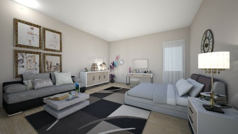 5 - Bedroom - by Dijana93