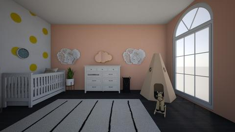 nursrey - Kids room - by kaleighsksk