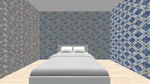 Claudias room - Bedroom - by amybranco