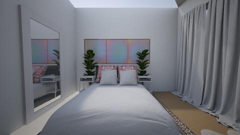 iridescent headboard 2 - Bedroom - by Kmstyles84