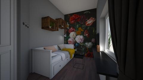 vensterbank - Bedroom - by TRMVM