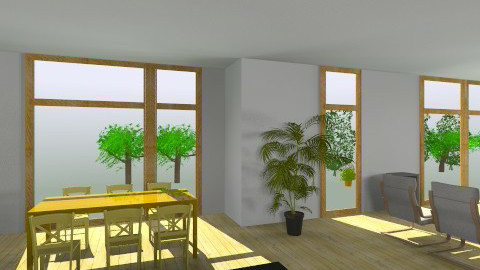 living corr_2.2b - Living room - by inge vermeire