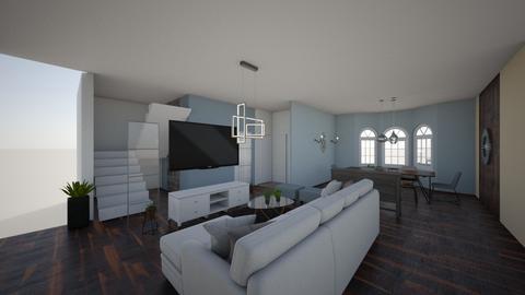 Plants Living room4 - Living room - by Niva T