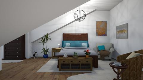 jelen - Bedroom - by penelopy