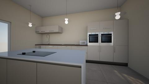 kitchen  - Kitchen - by chloe shell