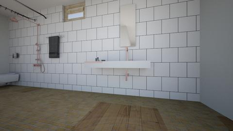 Basement Bathroom - Bathroom - by soares312