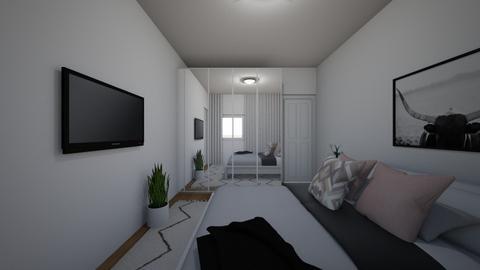 Maya Elul bedroom 61 - Bedroom - by erlichroni