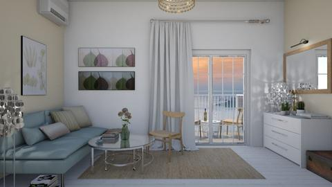 Sky - Living room - by Senlisa