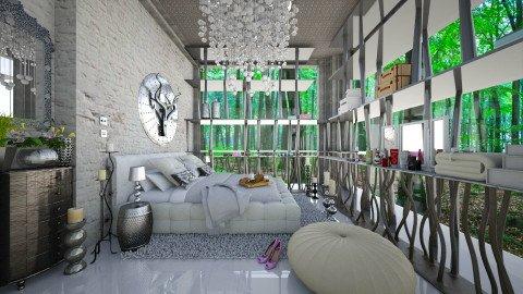 modern in nature  - Modern - Bedroom - by Ida Dzanovic