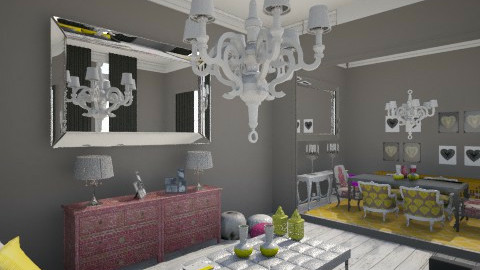 modern room - Living room - by Ana Monteiro