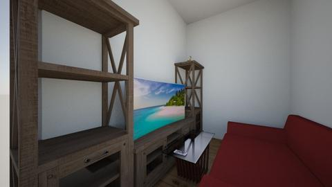 zakaria A - Living room - by zakaria abdi